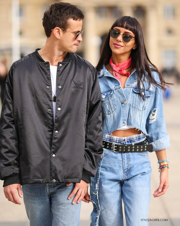 U kadar nam je ušetao presladak stylish par...