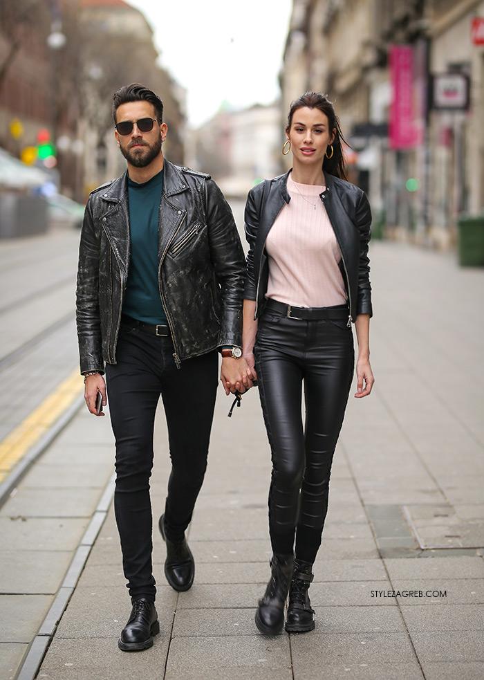 Sara Vulinović Zlatan i Thomas Flaim shoes designer Thomas Newman street style fashion Zagreb špica najnovije
