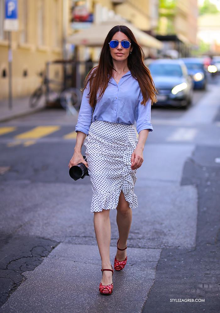 Ana Josipović Instagram Borba dizajnerske sunčane naočale, Style Zagreb Boris Banović