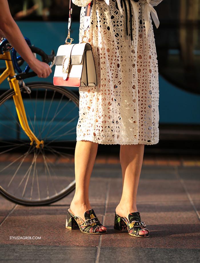 Ana Josipović Style Zagreb street style ljeto špica sandale