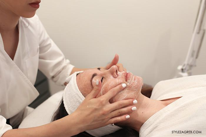 tretman s japanskim algama IM Estetica