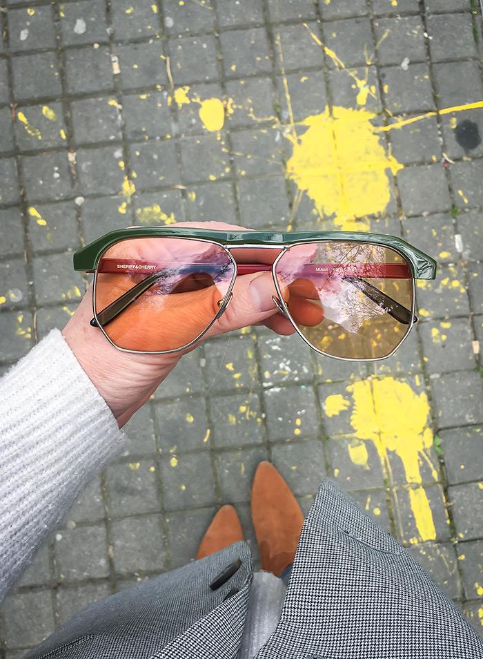 Miami Beach - Sheriff and Cherry sunčane naočale