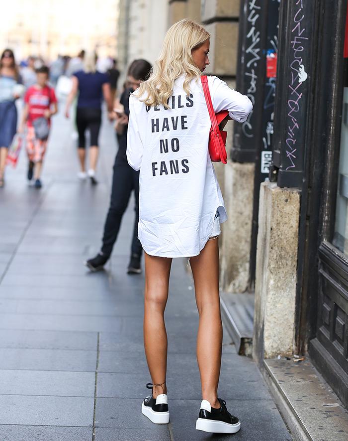 košulja haljine i blejzer haljine