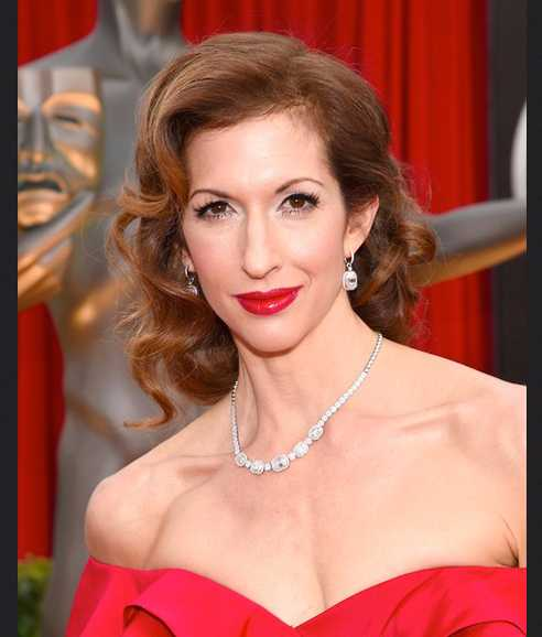 Alysia Reiner Haircut for 2016