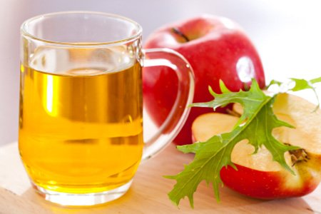 Apple-cider vinegar for acne