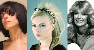 Elegant 1970s Hairstyles for Women