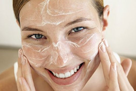 Facial scrub Natural Recipes for Skin Care