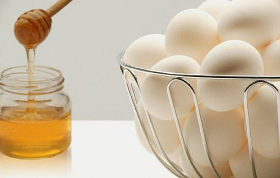 Natural ways to treat hair loss with Eggs