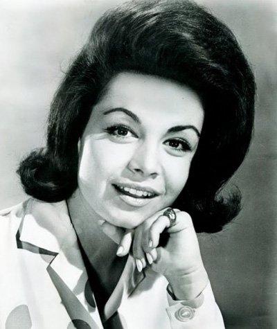 Short 1950s Bouffant Hairstyles