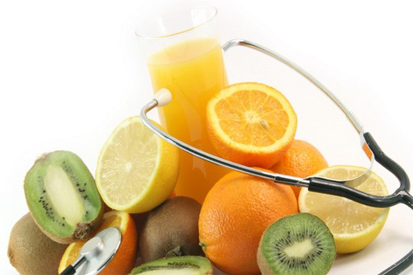 Vitamin C supplements for acne