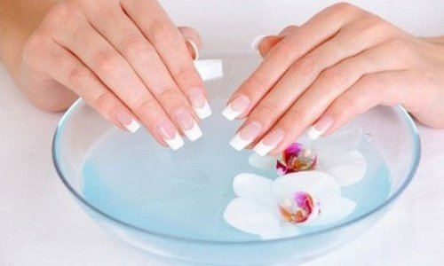 your nails need moisture