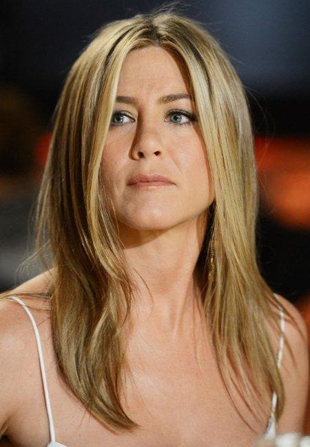 Jennifer Aniston long Straight hairstyle