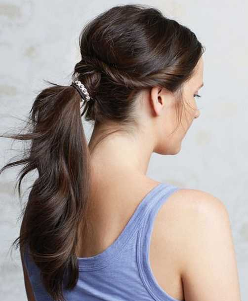 Twisted Ponytail 2016 for Women