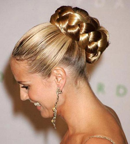 Girls Milkmaid braids updos
