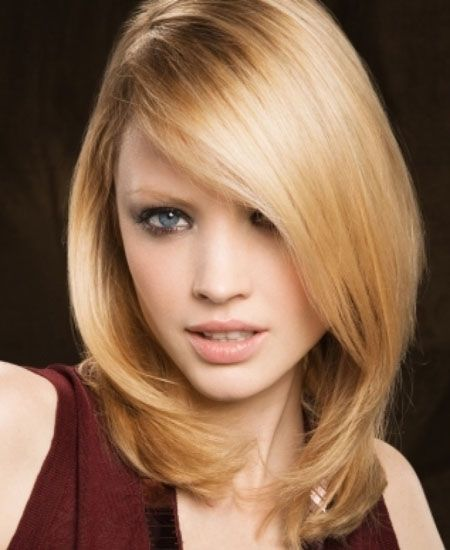 Haircuts for Oval shape