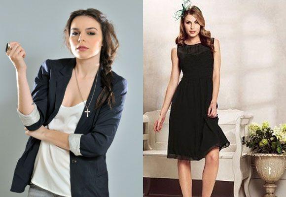 professional dresses look