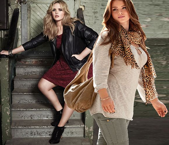 Fashion tips for plus sizes women