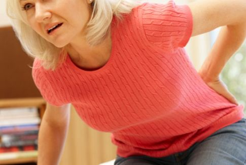 Age Factor in lower back pain