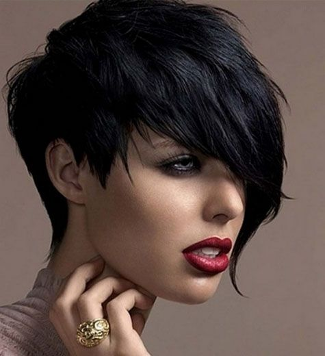 Black women flirtatious flip bob hairstyles trends
