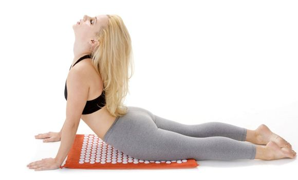 Lower back pain Stretching exercise