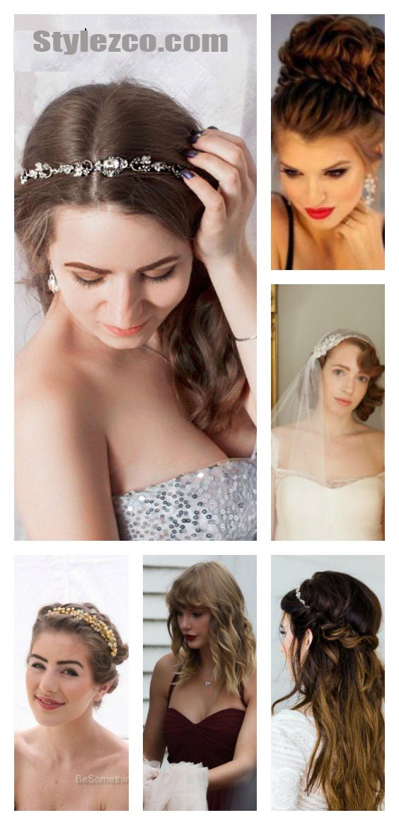 Wedding and bridal Hairstyles trends for your big day