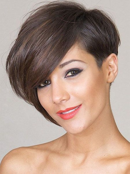 short asymmetric bob hairstyles