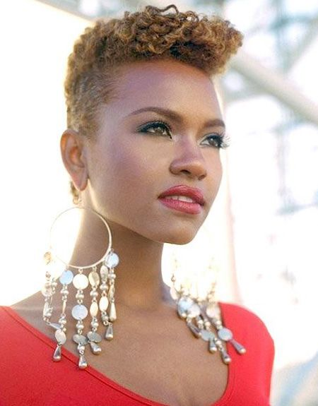 Afro weave Hairstyle trends women