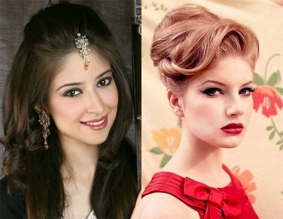 Hairstyles for Special Occasions.