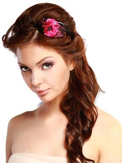 Ponytail with Prom Hairstyles 2015