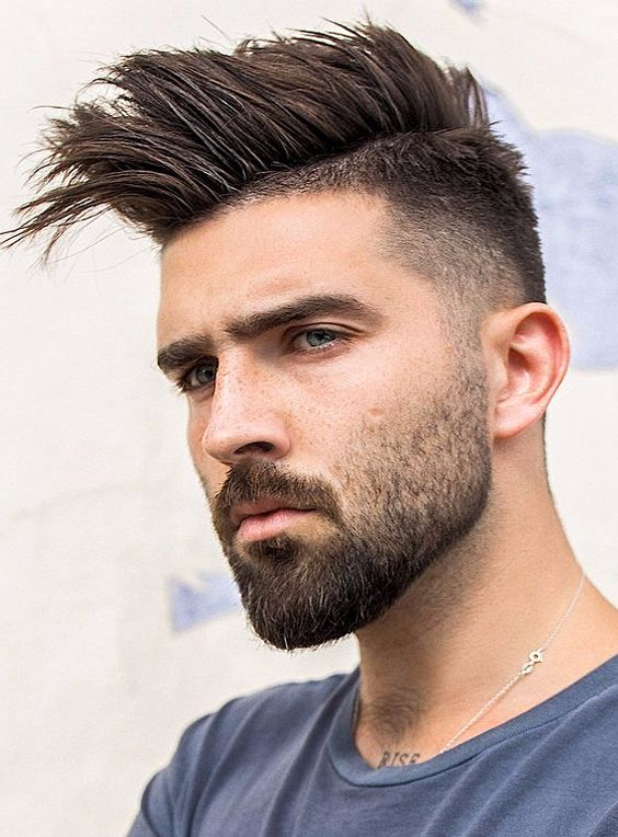 8 coolest boys hairstyles 2018
