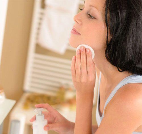 College Girls Vaseline makeup beauty