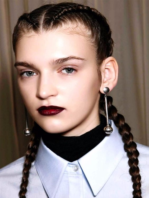 Best long braided hairstyles 2018