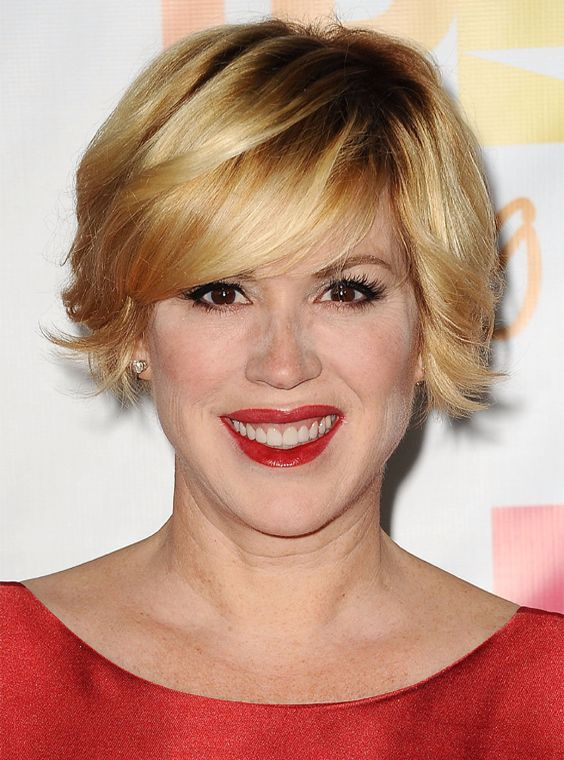 Face Framing Short Haircut for Women Over 50