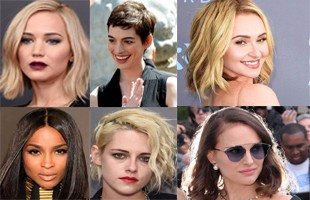 Famous Celebrity Short Haircuts 2018