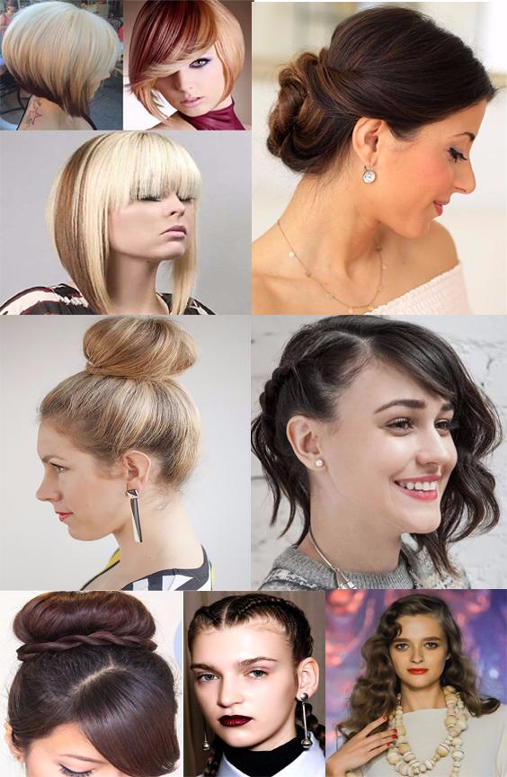 Latest Hairstyles Trends for 2018