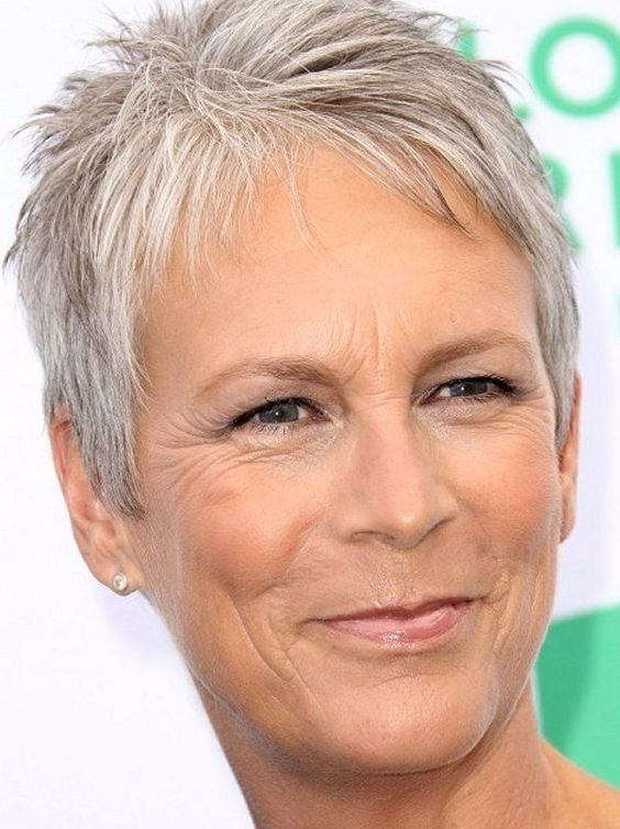 Spiky Pixie Haircuts for Women over 50