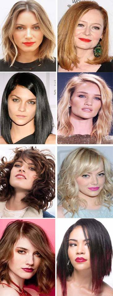 Best Lob Styles for Women 2018