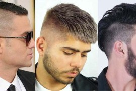 Mens Hairstyles and Haircuts 2018