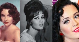 Famous 1950s Hairstyles for Women