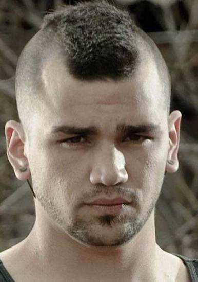 Mens Recon Haircut Styles 2018