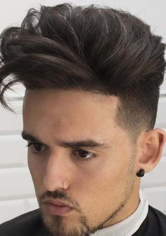 Mens Hairstyles 2018 Best Mens Haircut Trends Stylezco