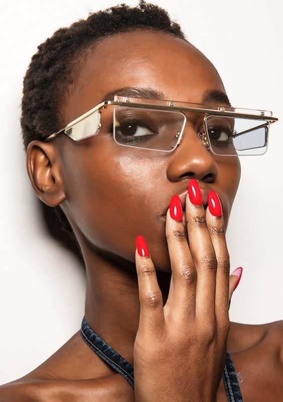 Red Nail Arts and Nail Designs Trends