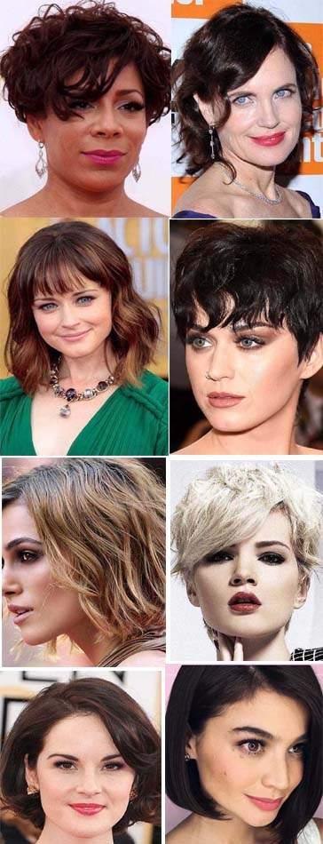 Trendy Short Haircut Ideas for 2018