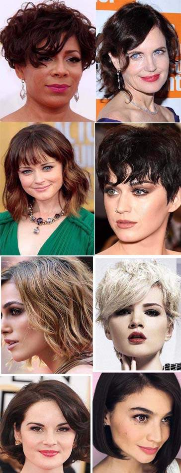 Trendy Short Haircut Ideas for 2018