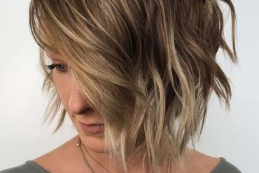 Angled Bob Haircuts to Wear in 2018