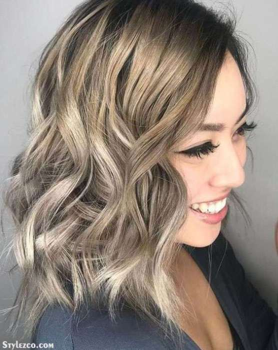 Wonderful Ash Blonde Hair Colors Ideas with Stunning Looks In 2018