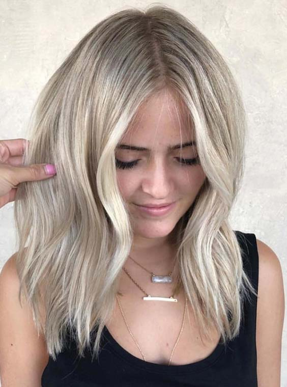 Baby Blonde Hair Color Shades in 2018