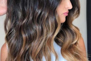Balayage Sombre Hair Color Ideas for 2018