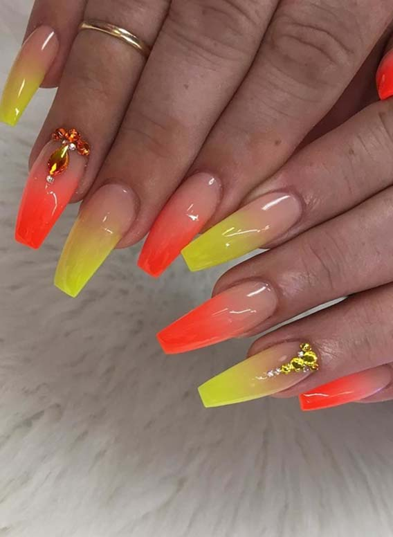Colorful Nail Arts and Images for Every Woman 2018