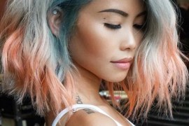 Modern Mermaid Hair Color Ideas for 2018